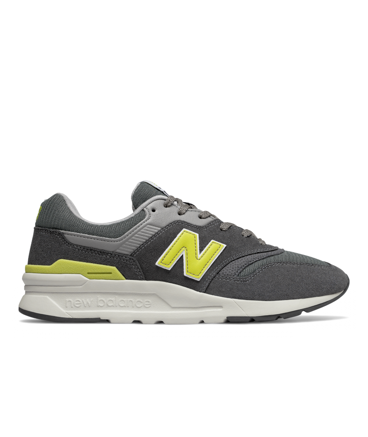New Balance 997 HDJ Baskets gris homme