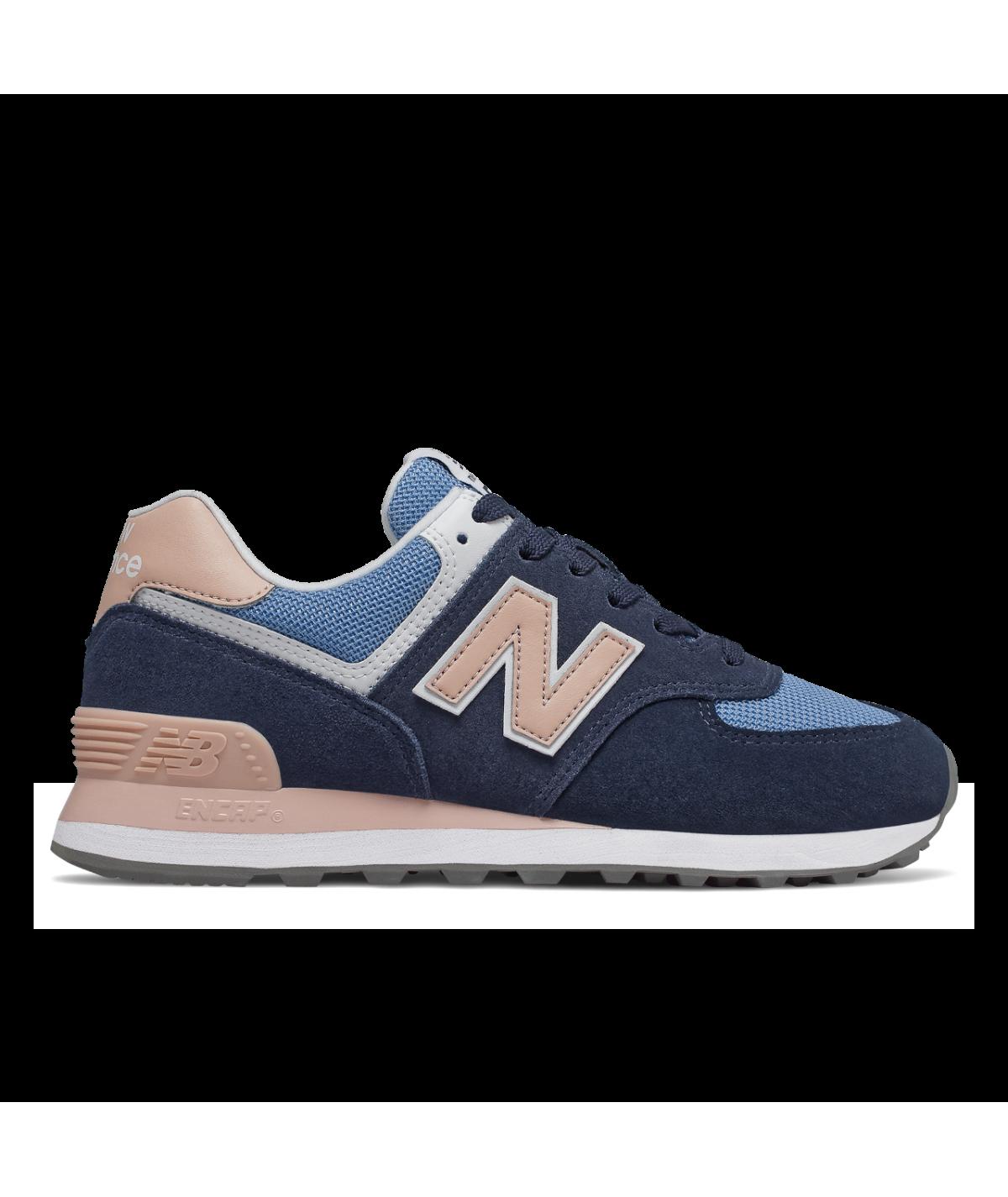 Buy New Balance 574 WND-Sneaker damen blau rosa